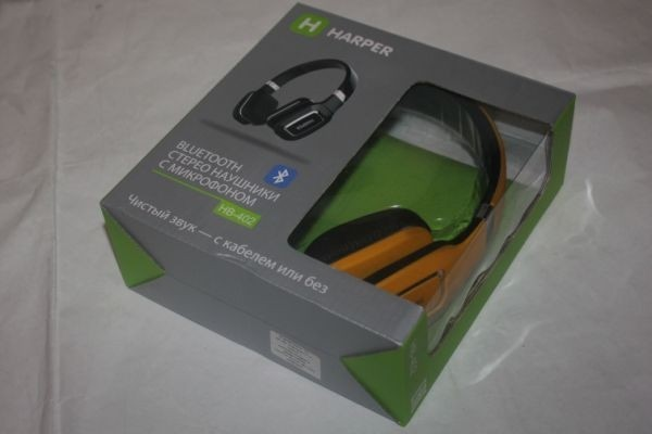 Harper HB-402