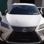 Дерзкий угон Lexus у замглавы Нацполиции: новые детали