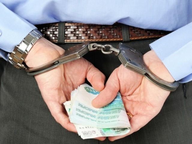 Полицейский-антикоррупционер попался