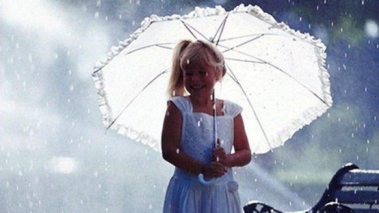 Сильные дожди с грозами