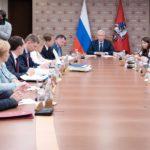 Собянин уволил главу управы, где на муниципальных выборах победили «яблочники»
