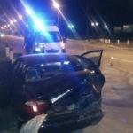 Пьяное ДТП во Львове: парень решил покататься на авто отца