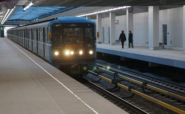 Центральный участок Замоскворецкой линии метро