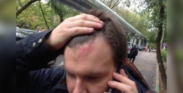 В Крылатском избили депутата