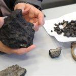 В древнем метеорите обнаружились органические соединения