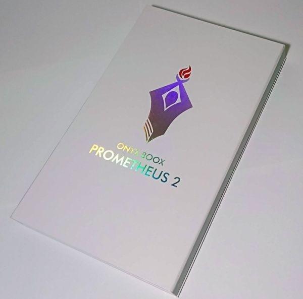 Коробка с Onyx Boox Prometheus 2