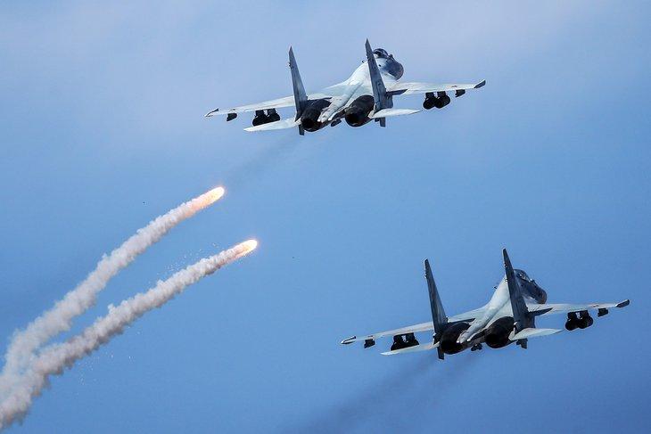 Су-30 СМ и Су-35 С