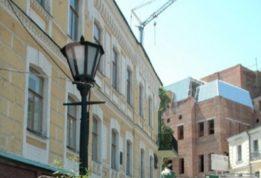 «Булгаковский дом» на улице Большая Садовая