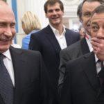 Племянник Путина зарабатывает 5,5 млн рублей в день