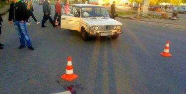 ВАЗ сбил пешеходов