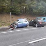Тройное ДТП на Львовщине: водители в больнице
