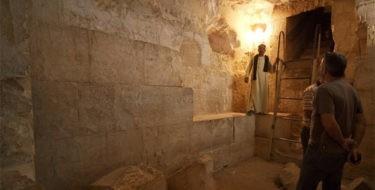 тайная комната фараона Хеопса