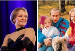 Екатерина Тихонова – дочь Путина