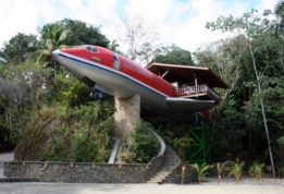 Отель - самолет
