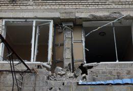 ранили мирную жительницу на Донбассе