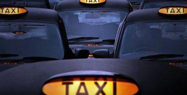 такси не разминулось с автомобилем
