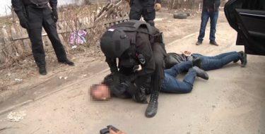 полиция задержала банду рейдеров