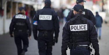 Полиция Франции задержала чеченцев