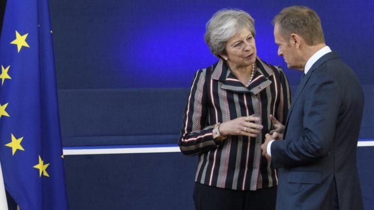 отстрочка Brexit до 31 октября