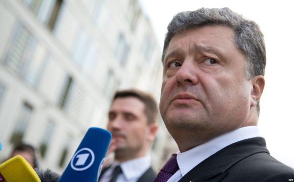 Петр Порошенко будет ждать своего оппонента