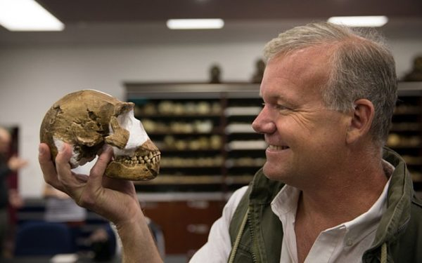 открытии неизвестного ранее вида людей