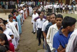В Индии парламентские выборы