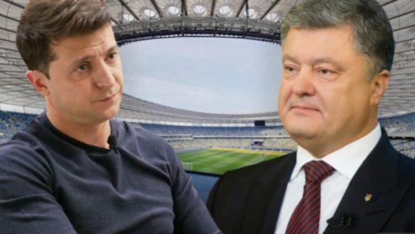 Владимир Зеленский не хочет участвовать в дебатах
