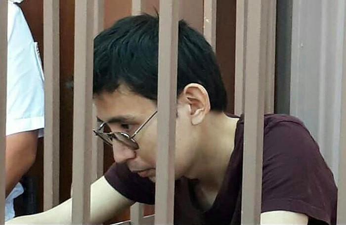 подозреваемый является гражданином Казахстана