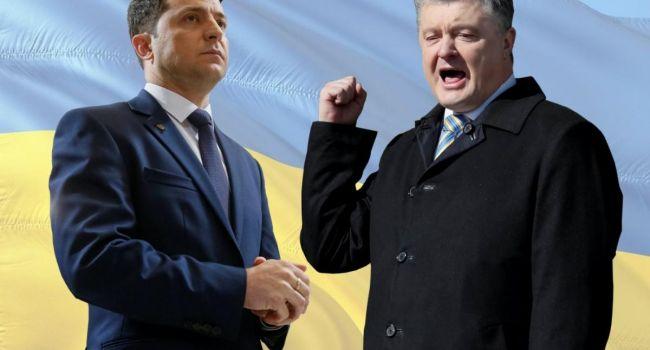 дебаты с Порошенко
