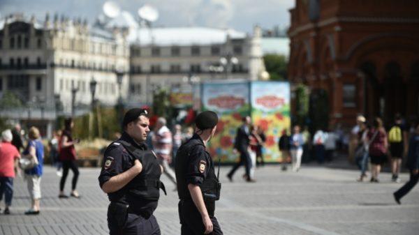 арестовали в Москве за кражу на Красной площади