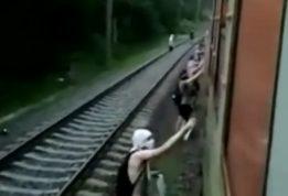 В Киеве наказали хулигана
