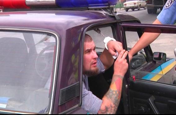 нетрезвый водитель и устроил дорожно-транспортное происшествие