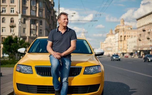 Как стать таксистом Uber