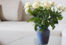 Сохранить букет роз в домашних условиях